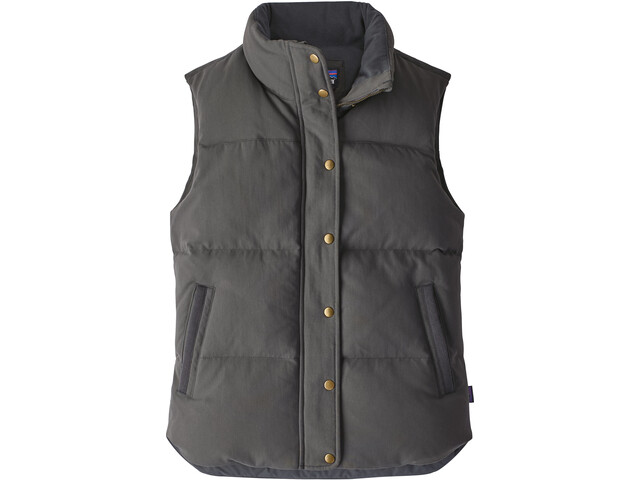 Patagonia W's Bivy Vest Forge Grey